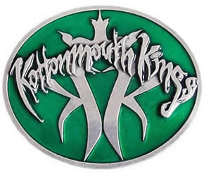 Kottonmouth Kings buckle