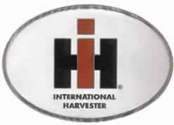 JD591 IH International Harvester buckle