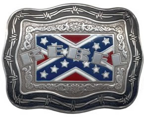 Big Rebel buckle