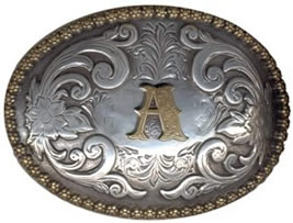 A initial buckle