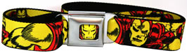 Iron Man Seatbelt buckle