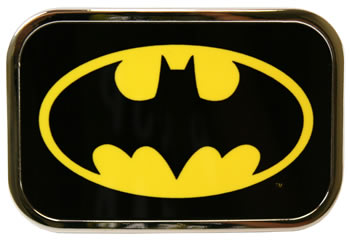 Batman Full Color Glossy Rectangle buckle