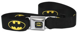 Batman Seatbelt buckle