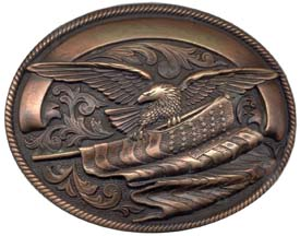 37024-Eagle-Copper-Buckle