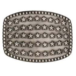 Multiple-Star-Rows-Buckle