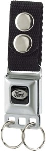 Ford Logo Seatbelt