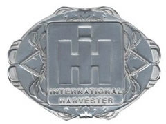 IH Fancy buckle with no coloring