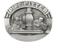 Pipefitter buckle