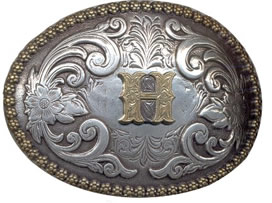 H Initial buckle