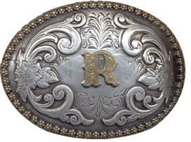 R Initial buckle