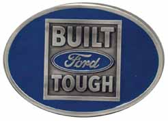 09054 Built Ford Tough Oval buckle