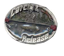 Catch and Release Colored Buckle