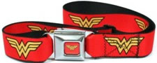 Wonder Woman Seatbelt